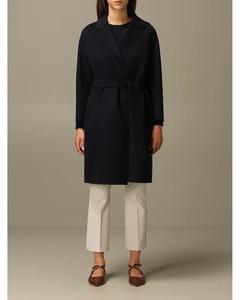 Arona coat in virgin wool