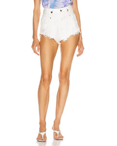 Tessa Short in White