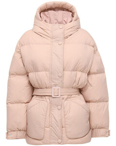 Michlin Soft Nylon Down Jacket