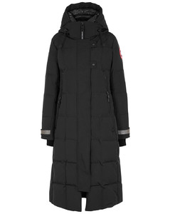 Elmwood black Arctic-Tech parka