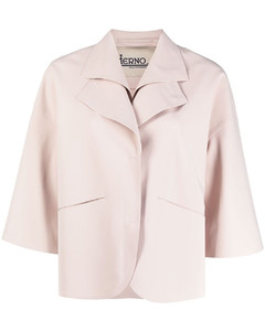 Aura asymmetric cotton dress
