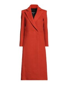 Rita puffed-skirt cotton-twill maxi dress