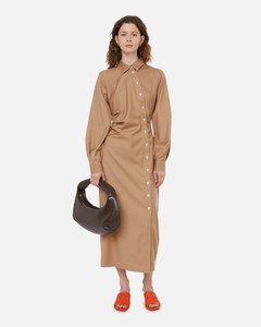 Genius Grenoble heart patterned down jacket