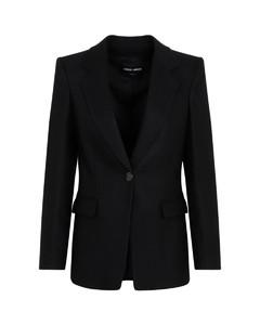 抽繩半身裙飾運動褲
