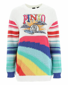 The Pullover colour-blocked jersey sweatshirt
