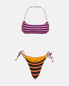 黑色束带连衣裙