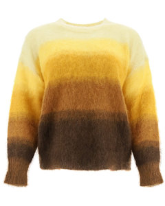 Etoile Drussell Gradient-Effect Knit Pullover
