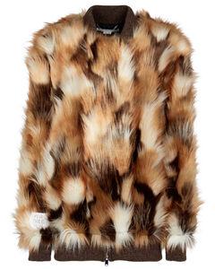 人造毛皮大衣