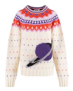 Cashlu™Knit Pullover