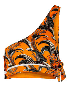DRAWSTRING ORGANIC COTTON T-SHIRT DRESS