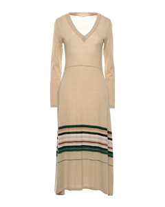 Quilted cardigan in white
