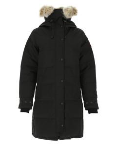 Shelburne Fur Trim Parka Coat