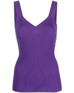 Hawi floral-print terrycloth sweatshirt
