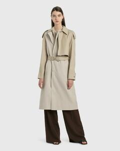 Waterproof Cotton Trench Coat
