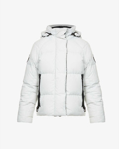 Junction padded shell-down jacket