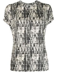Nemi off-white cut-out wool jumper