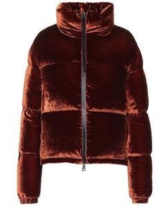 Rimac天鹅绒填充夹克