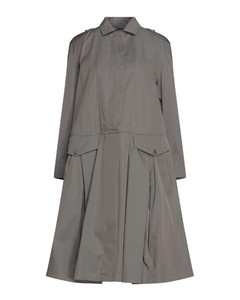 Reo black cotton-blend maxi skirt