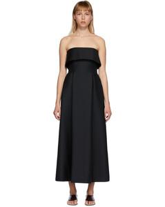 黑色Dario連衣裙