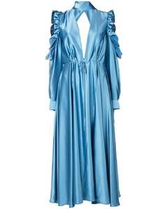 伞状连衣裙