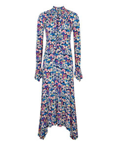 Jimy fringed shearling coat