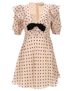 Army green wool-blend coat