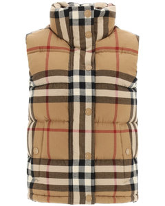 THEFORD CHECK DOWN VEST