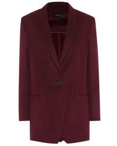 Felicie羊毛和羊绒夹克