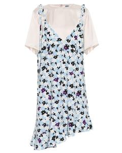 花卉套頭連衣裙
