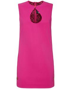 Clare ribbed virgin-wool sweater dress