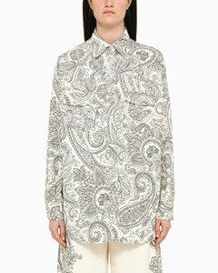 Cutout layered silk-crepe and crepe de chine maxi dress