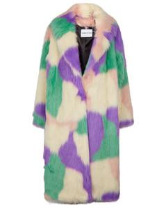 Clara faux fur coat
