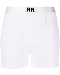 Nylon and cotton dress
