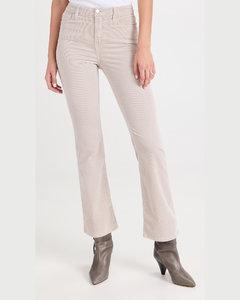 羊毛斜纹布短裤