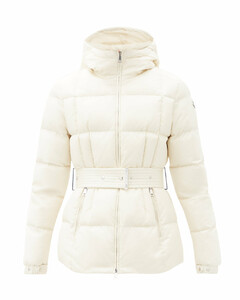 Illiec quilted-shell down jacket