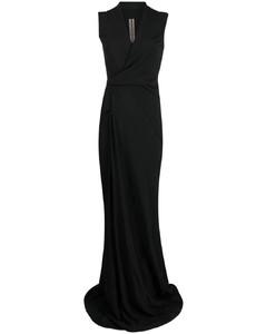 Maria High Rise Sleepwalker Coated Boa Skinny Jean
