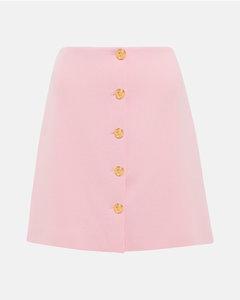 ra Wool Patchwork Jacquard Sweater - Multi
