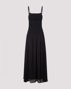 Totême Silk Smock Dress