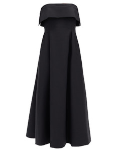 Dario mohair-blend dress