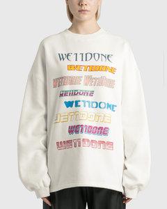 Front Logo Sweatshirt