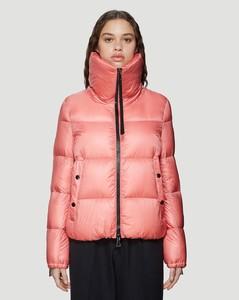 Bandama Padded Down Jacket in Pink