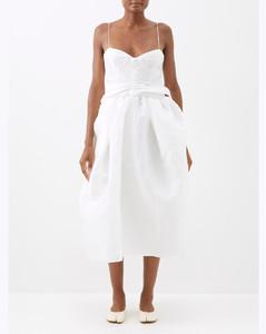 刺繡襯衫裙