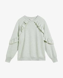 Ate double-breasted crepe pyjama jacket