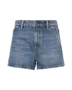 Mini striped knit dress