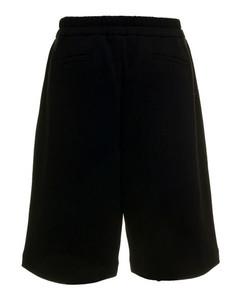 Signature checked wool coat