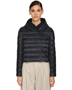 The Cube Cropped Down Jacket