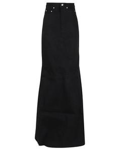 4条纹长裙