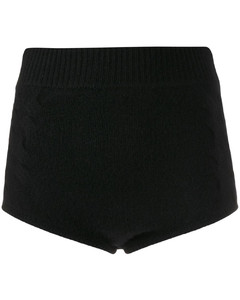 Mimie针织短裤