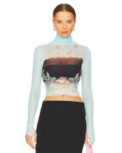 Cashmere Down Parka Coat