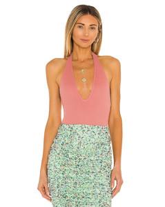 Meteor Wide-Leg Leather Pants in Black